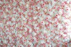 ścianka kwiatowa na wynajem 300 zł z dojazdem, montażem i demontażem na terenie Bydgoszczy, wymiary 230cm/230cm