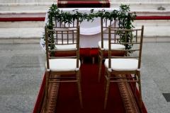 krzesła chiaviari  wynajem 25 zł/szt
